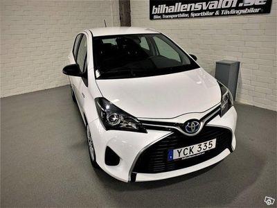 begagnad Toyota Yaris 1.5 Hybrid 5dr (101hk)