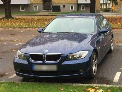 begagnad BMW 318 i Sedan Advantage