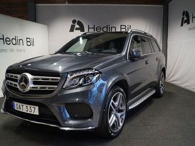 begagnad Mercedes GLS350 4-Matic AMG Styling / Distronic
