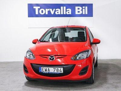 begagnad Mazda 2 5-d 1,3 Advance + V-hjul -12