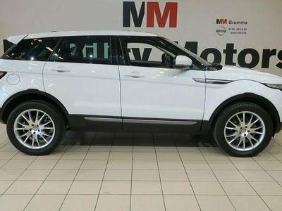 begagnad Land Rover Range Rover evoque 5-dörrar 2.2 eD4 Pure 150hk