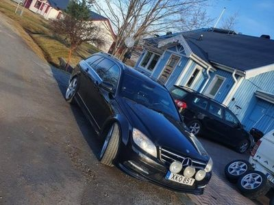 begagnad Mercedes C350