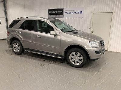 begagnad Mercedes ML280 CDI 4MATIC 7G-Tronic 190