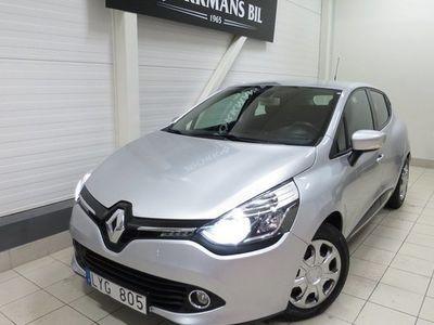 begagnad Renault Clio 90HK Låg Skatt