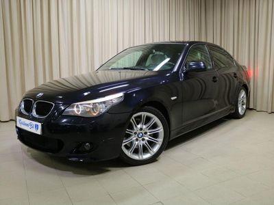 begagnad BMW 520 d Sedan M-Sport (177hk) DRAGKROK