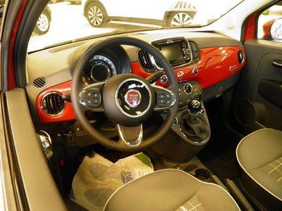 begagnad Fiat 500 Lounge 1,2 69HK