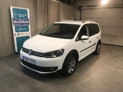 gebraucht VW Touran Cross 1,4 140 hk 7-sits