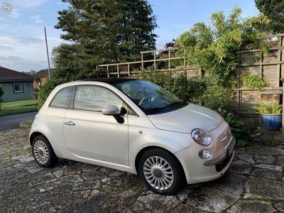 begagnad Fiat 500 1,4 Lounge 100hk -08
