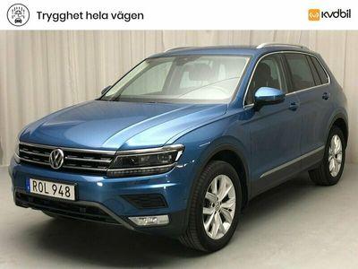 begagnad VW Tiguan 2.0 TDI 4MOTION (190hk)