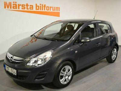 begagnad Opel Corsa 1,2 5-dörrar ecoFLEX 85hk