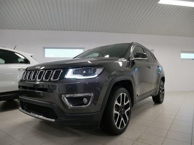 begagnad Jeep Compass 1.4 4WD Automat Limited