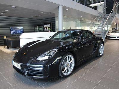 brugt Porsche 718 CAYMAN