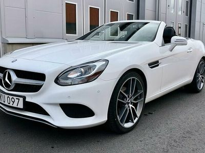 begagnad Mercedes 180 SLC9G-Tronic Navigation Glaspanorama PDC