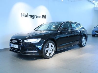 begagnad Audi A6 2.0 TDi 190hk, Quattro, S-line, Värmare, Euro6