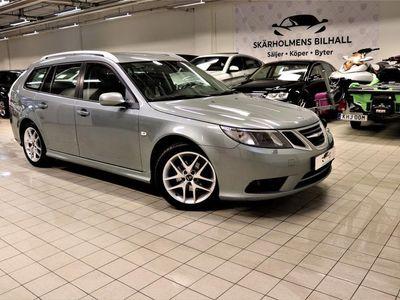 begagnad Saab 9-3 1.8T BioPower VECTOR AUTO 2ÄGARE AUX