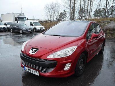 begagnad Peugeot 308 1.6 Bioflex 109hk 5-dörrar