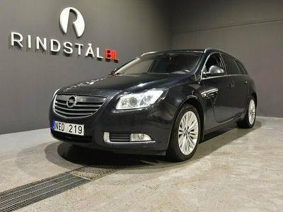 begagnad Opel Insignia Sports Tourer 2.0 CDTI 160 HK AUT AWD D-VÄRM