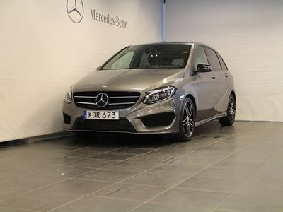 begagnad Mercedes 180 B-klassAMG Line