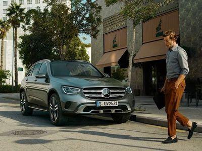 begagnad Mercedes 200 GLC4MATIC PrivatLeasing Lagerbilskampanj fr