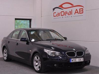 begagnad BMW 530 i Sedan E60 231hk *Aut *Drag *Skinn