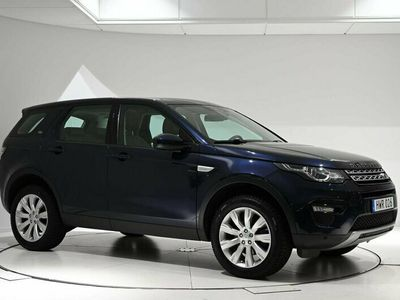 begagnad Land Rover Discovery Sport 2.2 HSE SD4 4WD