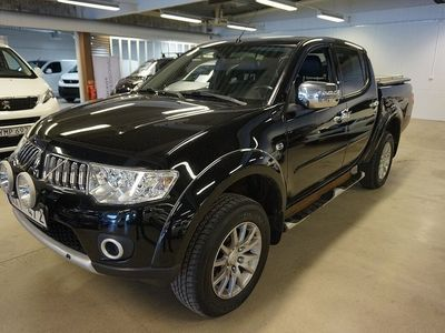 used Mitsubishi L200 DC 2,5D AT BUSINESS