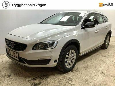 begagnad Volvo V60 CC D3