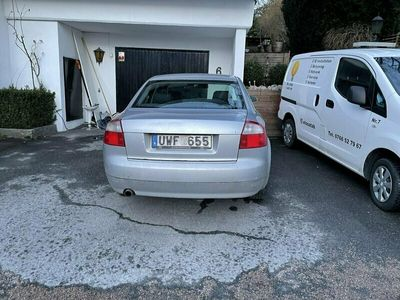 begagnad Audi A4 2,0 FSI
