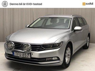 begagnad VW Passat 2.0 TDI (150hk)