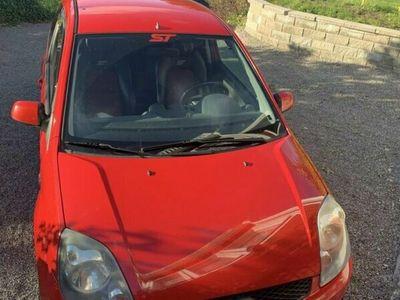begagnad Ford Fiesta ST