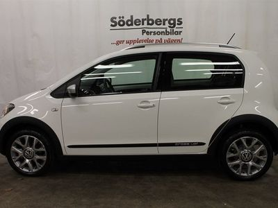 begagnad VW up! up CROSS/ DRIVEPAKET