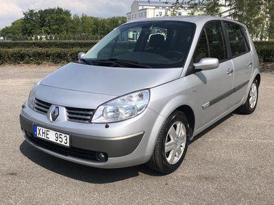 usado Renault Scénic II 1.6 16V (112hk)