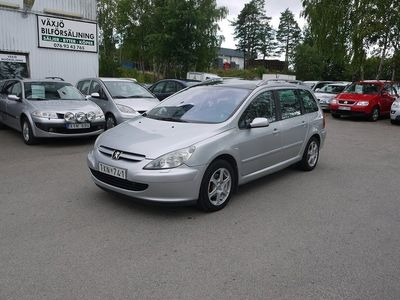 begagnad Peugeot 307 SW 2.0/6 SITS/PANORAMA/NY BES 2020-04