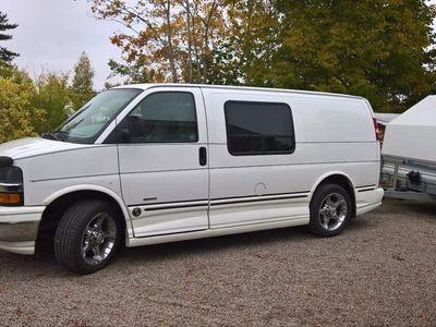 begagnad Chevrolet Express G2500 Cargo Van 6.6 V8