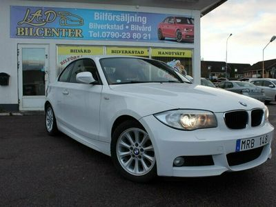 begagnad BMW 118 Coupé d M Sport, Advantage, Comfort 143hk