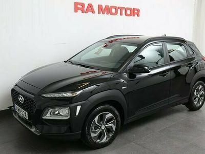 begagnad Hyundai Kona Hybrid 1.6 DCT Trend TEKNIKPAKET 2020, Personbil Pris 224 900 kr
