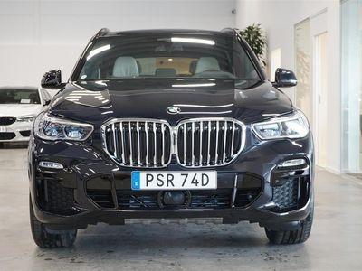 begagnad BMW X5 xDrive30d M-Sport / Laserlight / xOffroad pack / Värmare