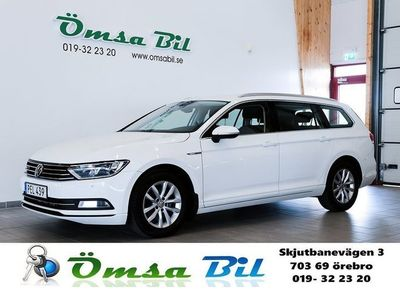 begagnad VW Passat 2.0 TDI 4Motion Värmare EU6 150hk