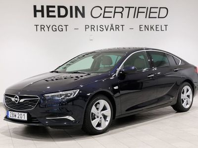 begagnad Opel Insignia 2.0 Turbo Grand Sport 4x4 260hk Värmare!