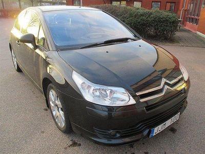 begagnad Citroën C4 2,0 VTR PACK(140Hk)