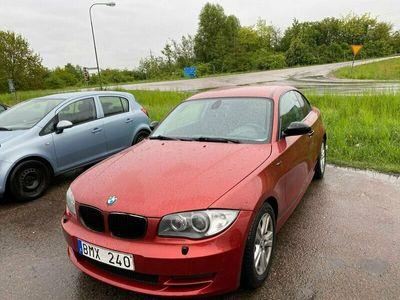 begagnad BMW 120 Coupé D