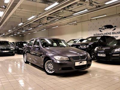 begagnad BMW 325 i SEDAN AUTO LÅGMiL 218HK FULLSERVAD