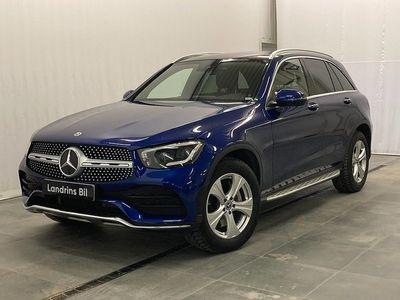 begagnad Mercedes GLC300 d 4MATIC SUV AMG-Line