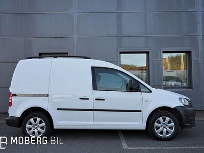 begagnad VW Caddy Skåp 1.6 TDI 102hk Drag Nyservad