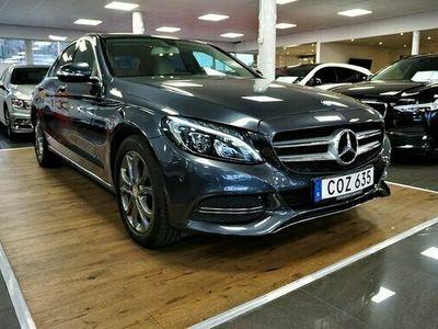 begagnad Mercedes C180 C Benz7G-Tronic Plus Euro 6 2014, Sedan Pris 229 900 kr
