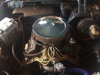 gebraucht Ford V8 granada/consul