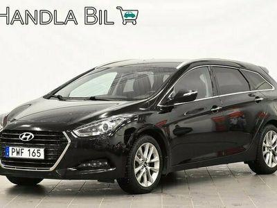 begagnad Hyundai i40 1.7 CRDi Navi Drag Eu6 2016, Kombi Pris 139 900 kr