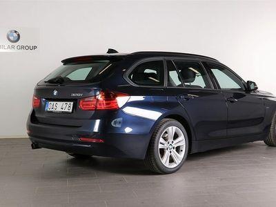 begagnad BMW 320 i Touring / Sport Line / Manuell / Drag