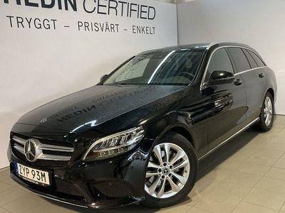 begagnad Mercedes C200 - Benzd Kombi / / Aut / / Avantgarde / / Dragkrok / / Navigation / /