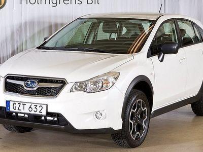 begagnad Subaru XV 2.0D 6MT